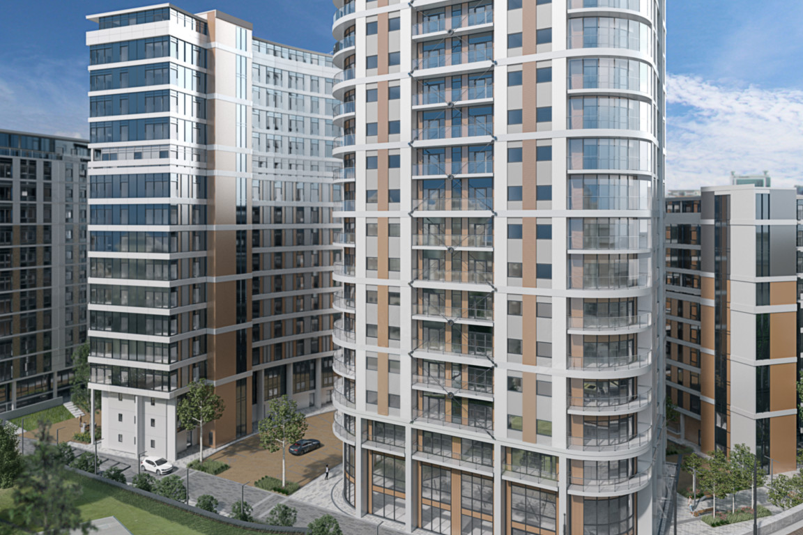 Northill Apartments at Fortis Quay image 2